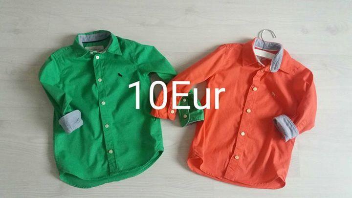 2Mal Kinder hemden von H&M €10   St. #Ingbert  1 mal #getragen... 2Mal Kinder hemden von H&M €10  St. #Ingbert  1 mal #getragen Top💃  Link zum Angebot:  2Mal Kinder hemden von H&M €10  St. #Ingbert  1 mal #getragen... | Kleinanzeigen #Saarbruecken / #Saarland http://saar.city/?p=32611