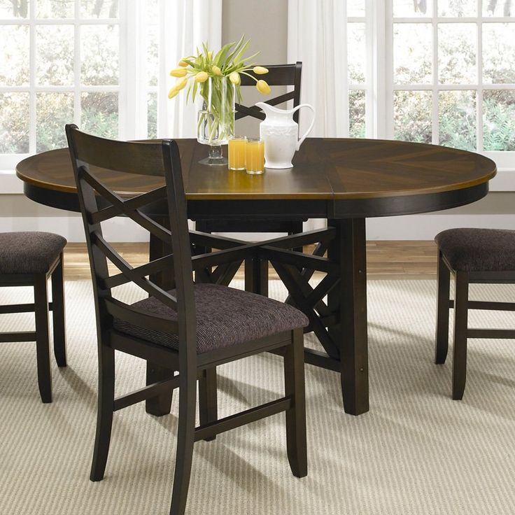 top 25+ best pedestal dining table ideas on pinterest | round
