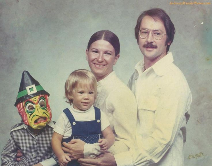 Awkward Family Photos: Halloween edition - Awkward Family Photos ...