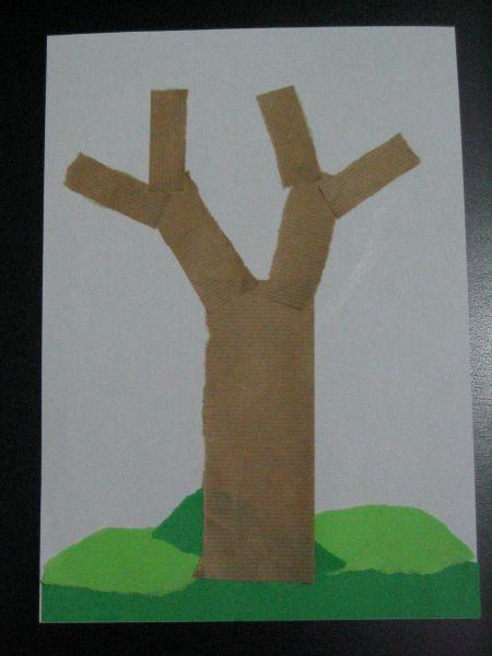 gli alberini di Munari  1