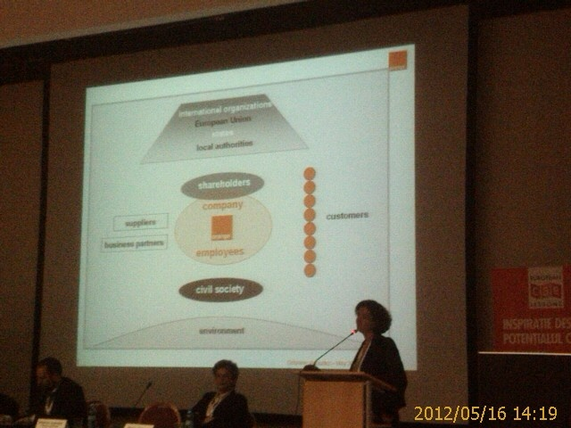 Ziua 2 - France Telecom Orange Group - stakeholderi
