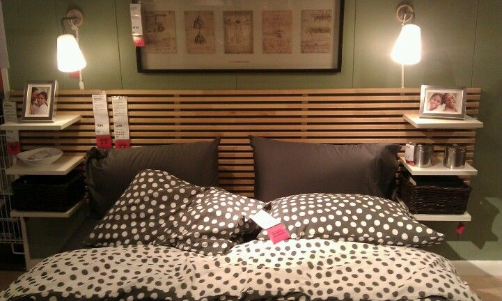 IKEA Mandal Headboard | Sweet Dreamin' | Pinterest