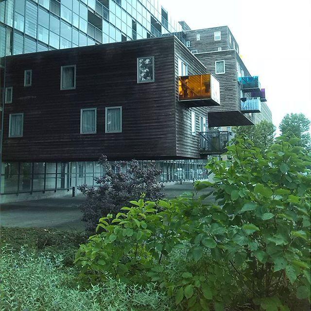 Wozoco by mvrdv #amsterdam #architecture #housing #mvrdv