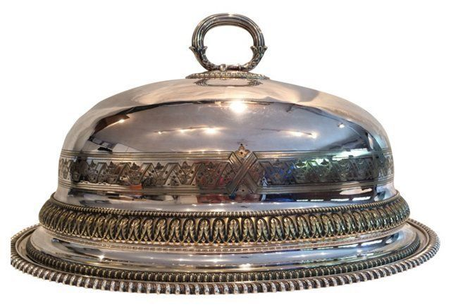 12 Best Images About Antique Silverplate Lots Of Meat