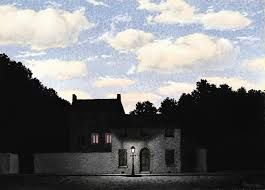 magritte dominion of light - Cerca con Google