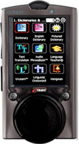 Ectaco NTL-2Th iTRAVL English-Thai Talking 2-way Language Communicator and Electronic Dictionary, 415000 word dictionary for both English and Thai, iHELP pronounces Emergency or frequently used phrases instantly, Talking 39 Language Picture Dictionary with pronunciation for all words, English interface, UPC 789981056977 (NTL2TH NTL 2TH NTL2-TH NTL2T-H)