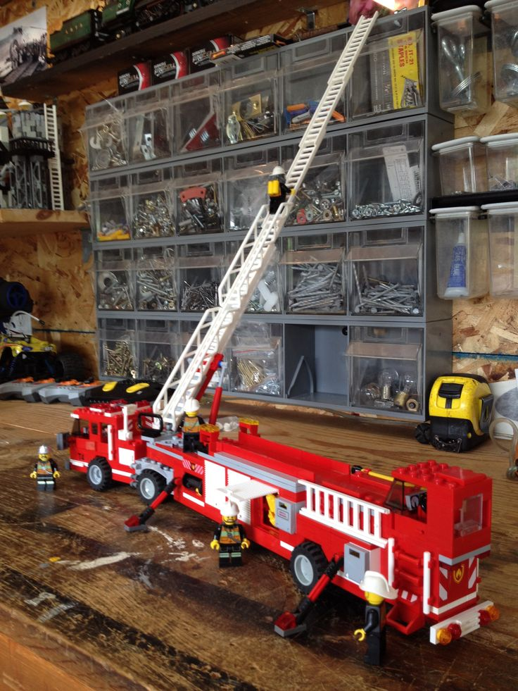 93 Best Images About Lego Fire Apparatus On Pinterest