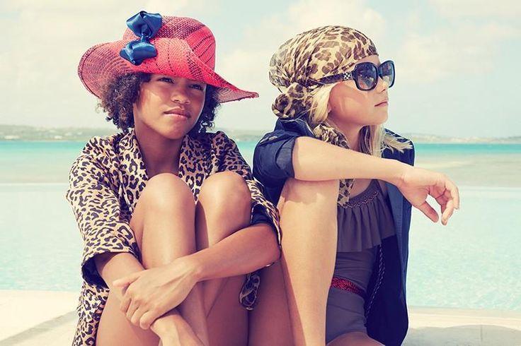 Kids Vogue Brasil, Tirando onda