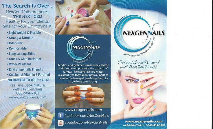 10 Best Nexgen Nail Dip Gel Images On Pinterest Beauty Salons