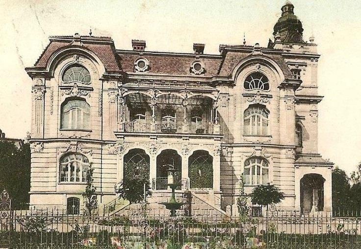 Bielsko-Biała willa