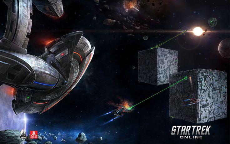 Star Trek Wallpaper   Star Trek Online Wallpapers