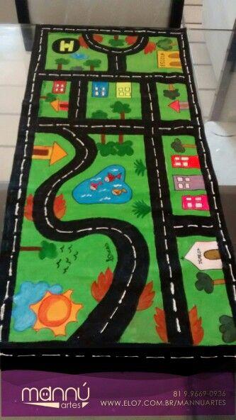 http://www.elo7.com.br/pista-de-carros-pintada-a-mao/dp/695180