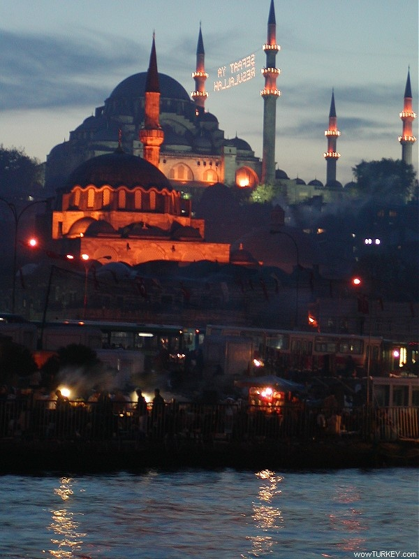 Did you know that Istanbul is the only city in the world built on two continents; Europe and Asia. The two parts are divided by the Bosphorus River. Yet it is not Turkey's capital city, Ankara has that title since 1923. Most people think of it as an Asian city but actually the historic center is on the European part of town. Istanbul was also called Nova Roma, meaning New Rome because it was founded on seven hills surrounded by the city walls, just like Old Rome.