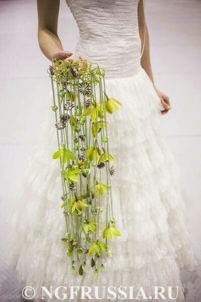 Cascade waterfall whatever you use to describe it, gorgeous bridal bouquet
