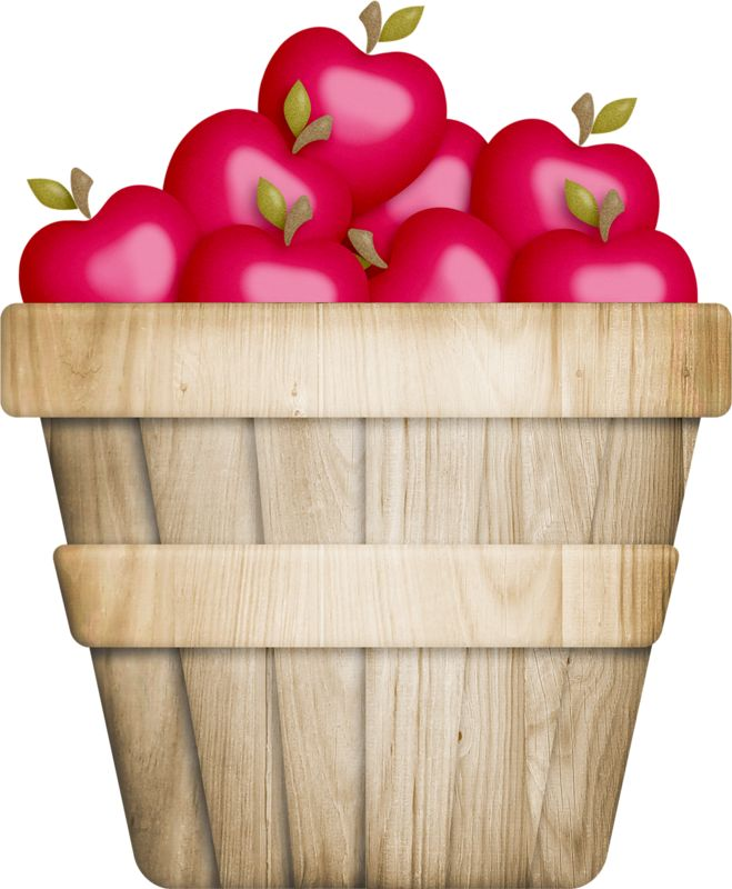 17 Best Ideas About Apple Baskets On Pinterest Painted