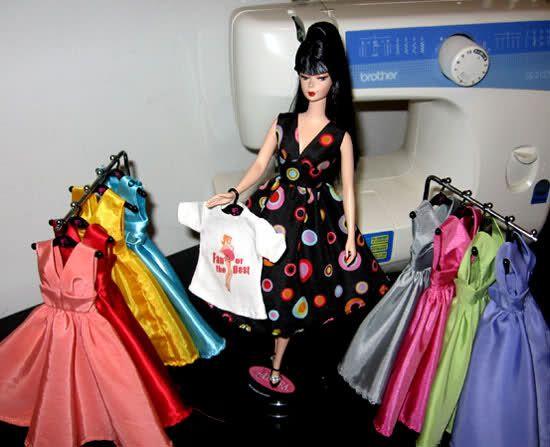 free Barbie dress pattern « Helen's Doll Saga
