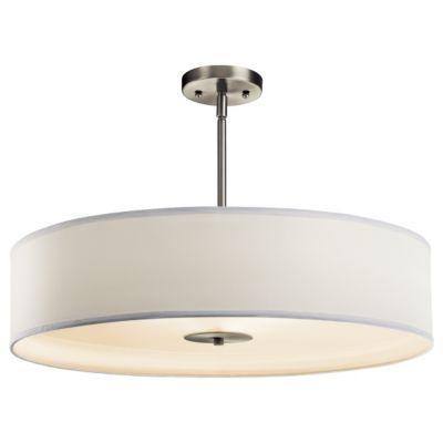 Convertible Drum Pendant  sc 1 st  Pinterest & 23 best Modern Value: Lighting Under $250 images on Pinterest ... azcodes.com