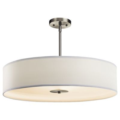 Convertible Drum Pendant 42121-42122 by Kichler