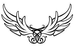 Resultado de imagen para tatuajes de alas                                                                                                                                                                                 Más