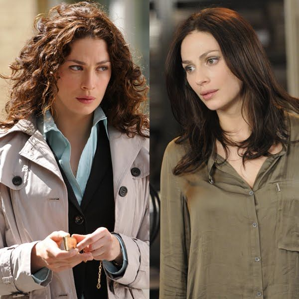Joanne Kelly curly vs straight?