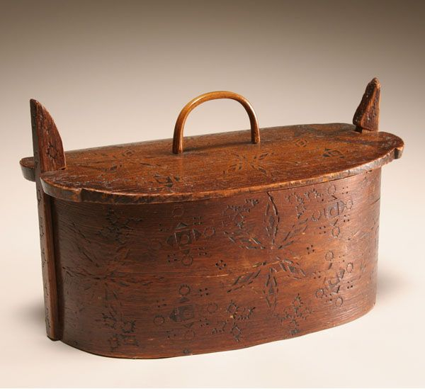 scandinavian box