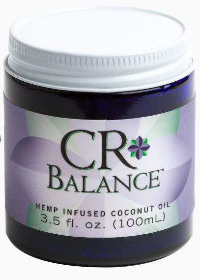 CR Balance 500mg Our hemp-infused, broad spectrum coconut oil, CR Balance, works as a natural supplement to your daily diet.  CR Balance is made with the whole hemp plant, then tested to ensure +85% concentration of CBD and a significantly low THC content. #CBD #CBDOil #naturalhealth #naturopath