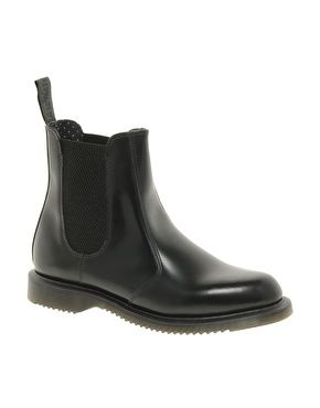 Doc Martin's Chelsea Boots -- or something similar. I just don't want low ankle boots, I want them to be taller