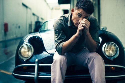 Oh goodness. Channing Tatum.. <3 SEXY!!!!!!!!!!!