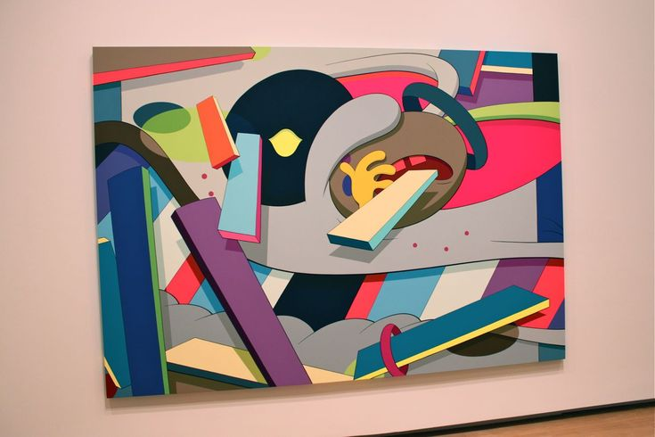 """Openings: KAWS – """"FOCUS:KAWS"""" @ Modern Art Museum of Fort Worth « Arrested Motion"""