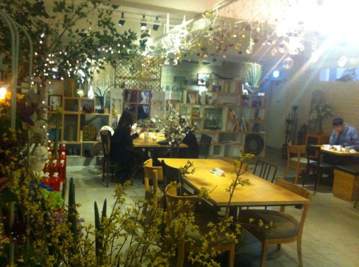 Kim Hanbeol Café and Floral Factory - Gwanaksa, Seoul
