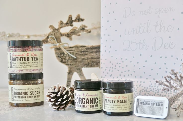 Amber's Beauty Talk Christmas Gift Guides | Living Naturally The Soapnut Apothecary