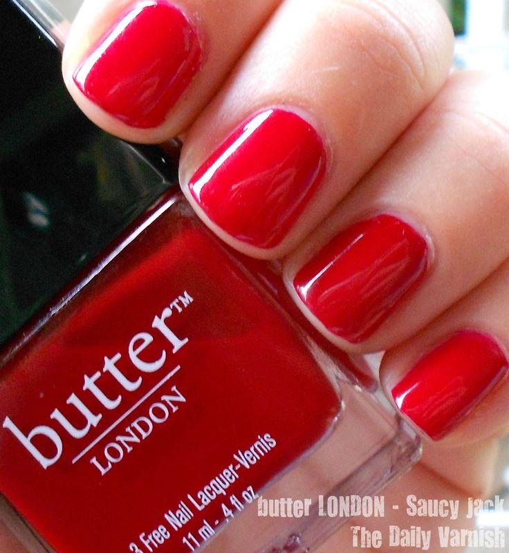 butter LONDON - Saucy Jack