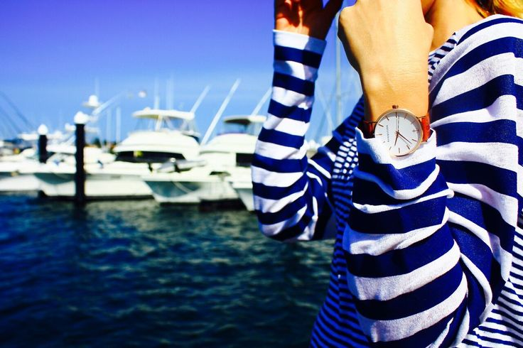 Introducing The Liberty by Bow & Stern, a nautical inspired watch.   Check us out on Kickstarter