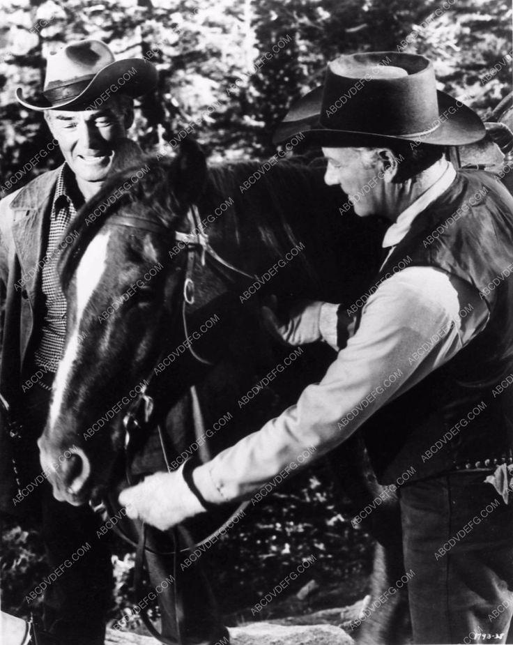 photo Randolph Scott Joel McCrea Mariette Hartley cast Ride the High Country 667-26