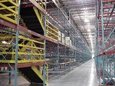 #Industrial_Metal_Shelves  Ampro specializes in the industrial material handling market. *Industrial Metal Shelves* are particularly effective in workshops garages for storing heavy mechanical and gardening tool. Our sales team looks at your layout and works with you to design the most efficient storage system.