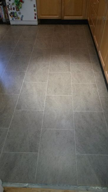 Amtico Tiles to Areas in Private Residence