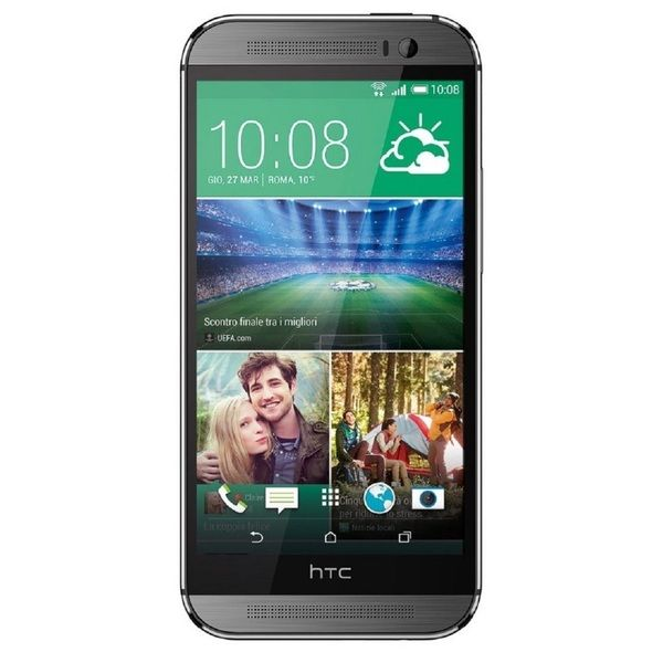 HTC One M8 32GB Verizon LTE Quad-Core Dual-Camera Windows Certified Refurbished Cell Phone - Grey