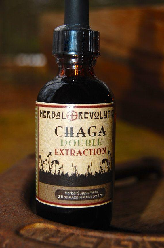 Chaga Double Extraction http://etsy.me/LkqOIy