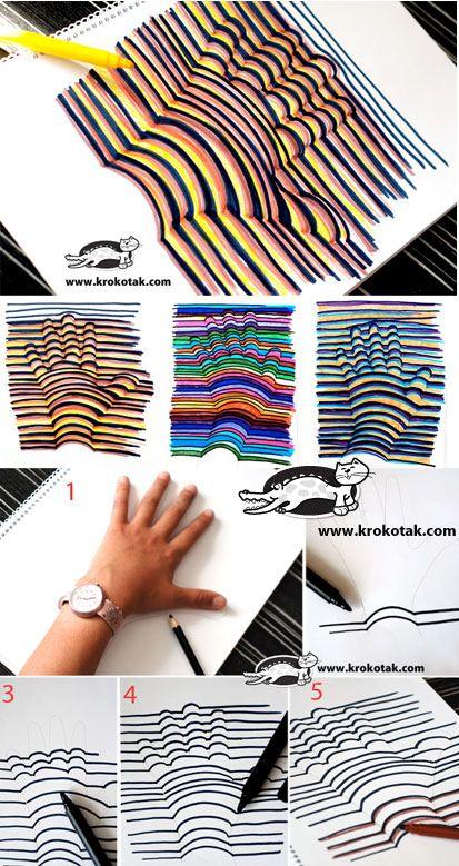 Let's Make a 3D HAND