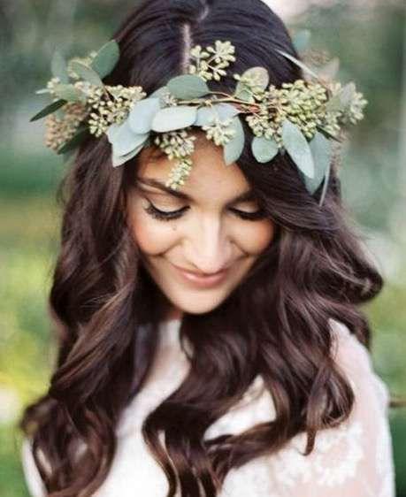 Coronas de flores para damas de honor: Los mejores modelos [FOTOS] - Combinan con todo tipo de cabellos