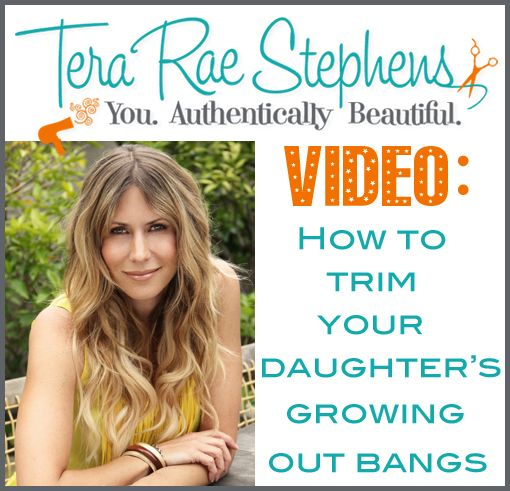 HD wallpapers how to style your hair when your bangs are growing out