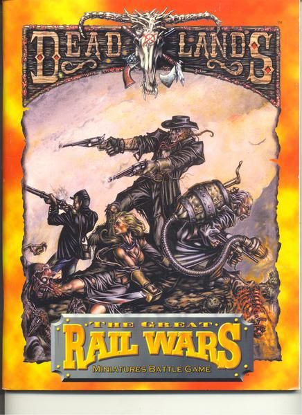 Deadlands: The Great Rail Wars