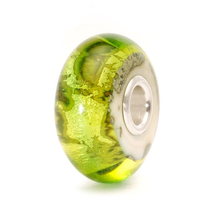 "Earth - ""This bead is a celebration of the flora and fauna of our wonderful planet."" #trollbeads"