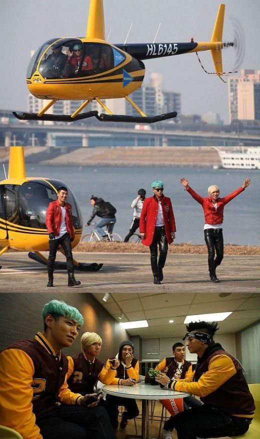 Big Bang makes a grand entrance on 'Running Man' #allkpop #bigbang #kpop