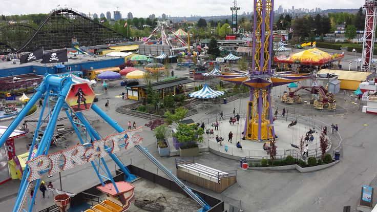 Playland at the PNE Now Open!