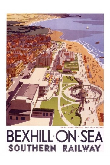 Bexhill on Sea : Southern Railway