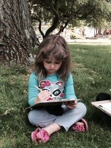 Child reading -Teach Your Kids To Read