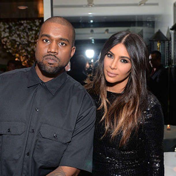 Kim Kardashian Kanye West Aussert Taglich Seinen Kinderwunsch Intouch Kim Kardashian And Kanye Kim Kardashian Kanye West Kim Kardashian