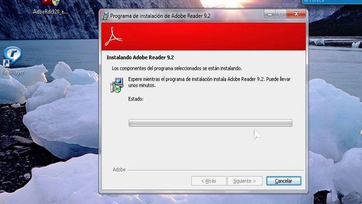 Adobe Reader para Windows 7