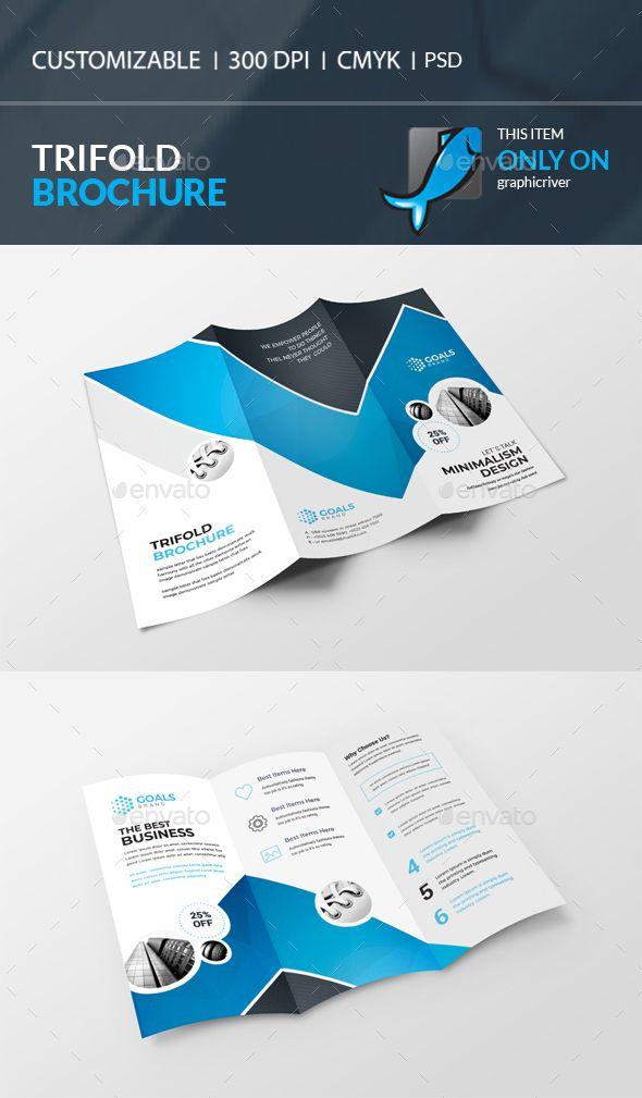 Trifold Brochure Trifold Brochure Brochure Brochure Design Template